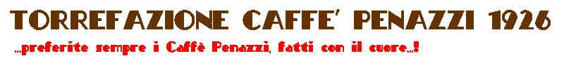 logo caffè penazzi