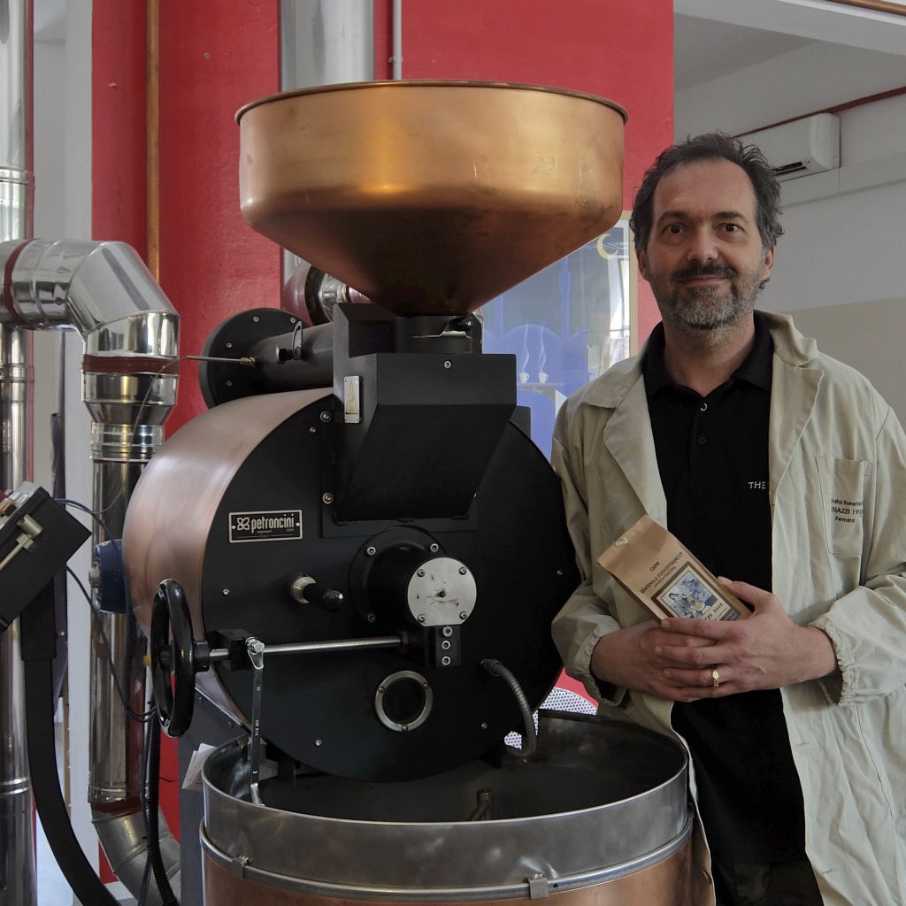 Il Blog di Caffè Penazzi 1926. Alberto Trabatti vi racconta...