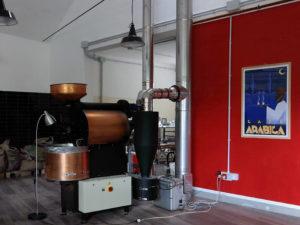 Torrefazione Caffè Penazzi 1926 Laboratorio Trabatti 2